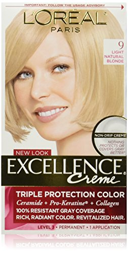 loreal-paris-excellence-creme-hair-color-light-natural-blonde-9-packaging-may-vary-by-loreal-paris