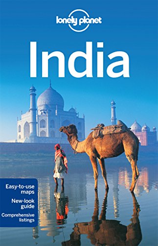 Lonely Planet India Guide (Country Regional Guides) (Indien Karte Service)