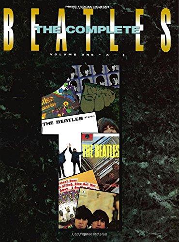 The Beatles Complete - Volume 1 (Complete Beatles) -