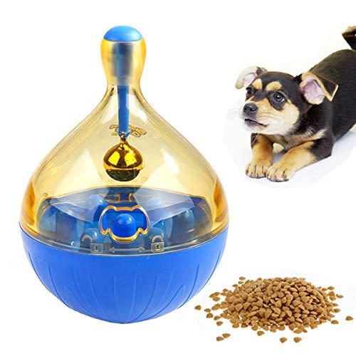 Alimentador comida perros - WENTS Pet Treat Ball