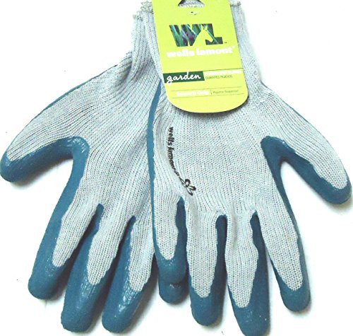 Gloves,Latex-Coated Knit Shell by Wells Lamont -