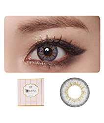 O-LENS Jenith3 Sky Grey - Coloured Contact Lens ( 6 Month )
