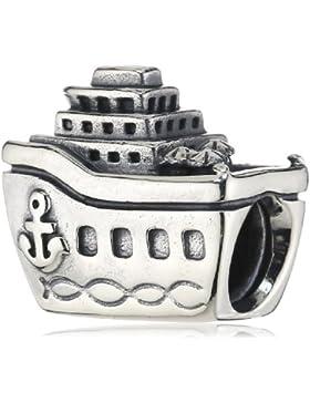 Pandora Damen-Charm 925 Sterling Silber Schiff 791043