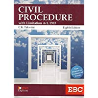 Civil Procedure with Limitation Act 1963 (New Chapter on Commercial Courts) Latest Edition-2020