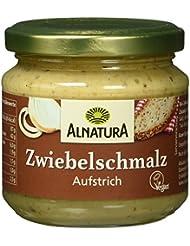 Alnatura Bio Zwiebel-Schmalz Brotaufstrich, 165 g