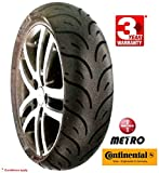 Metro Conti BAZOOKA 150/60-17 66S Bike / Motorcycle Tubeless RADIAL Tyre (Rear) (With WARRANTY CARD)