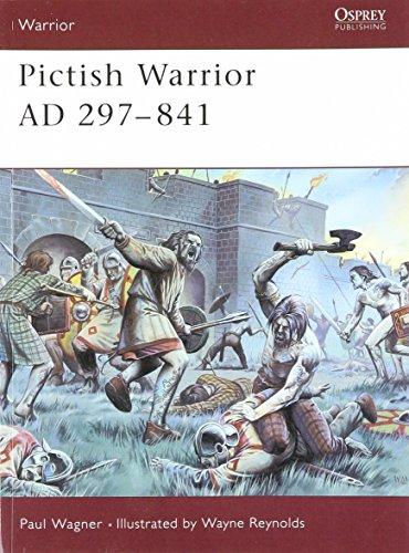 Pictish Warrior AD 297-81 por Angus Konstam, Paul Wagner