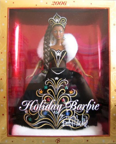 Barbie - 2006 Fete Barbie AA by Bob Mackie - Collector Doll 2006 Mattel by Mattel