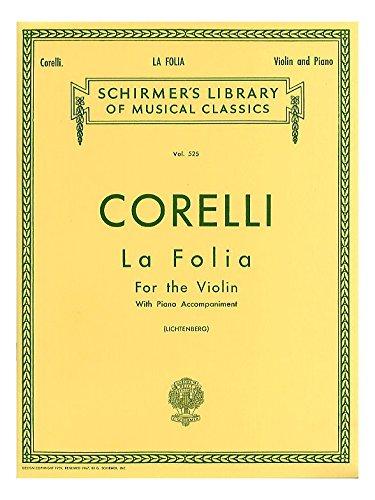 Arcangelo Corelli: Variations On La Foli...
