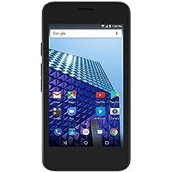 "Archos Access 45 4G SIM doble 4G 8GB Negro - Smartphone (11,4 cm (4.5""), 8 GB, 5 MP, Android, 7.0 Nougat, Negro)"