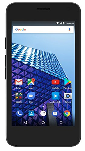 ARCHOS Access 45 4G 8GB -  SIM-lock frei  (4.5' Display -  2/5MP - Dual-SIM - Android 7.0 Nougat)