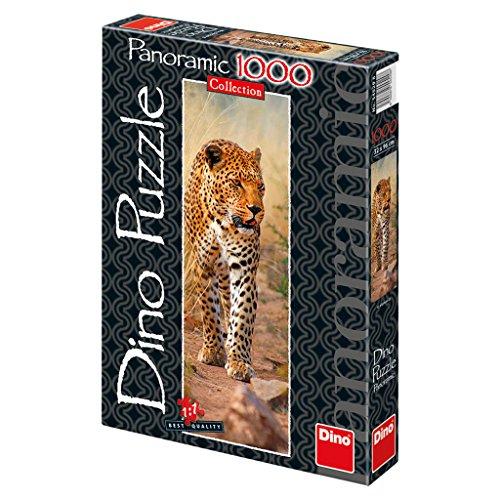 r Qualität Breite Panorama Puzzle;Leopard von Kena, 1000 Stück (Leopard Party Supplies)