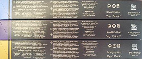 Find Nespresso Decaffeinato Variety, 30 Capsules from Nespresso
