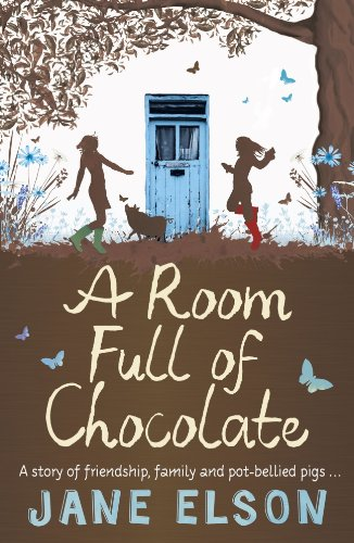 A Room Full of Chocolate by [Elson, Jane]