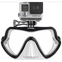 GoPro máscara + flotante stick + Anti-fog toallitas