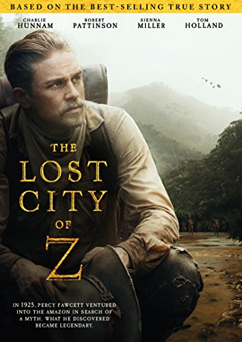 Preisvergleich Produktbild The Lost City of Z