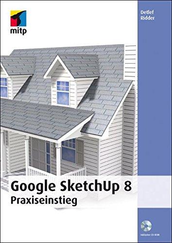 Google SketchUp 8 (mitp Grafik)
