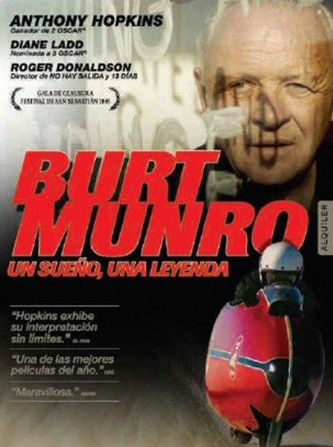 Burt Munro: Un sueño, una leyenda [DVD]