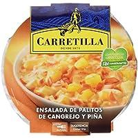 Carretilla - Ensalada Cangrejo y Piña - 220 g - [Pack de 8]