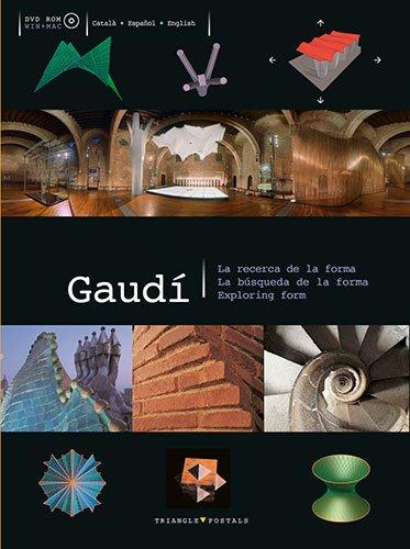 DVD Gaudí: La recerca de la forma por Daniel Giralt Miracle