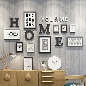 Bilderrahmen Von Hjky Wand Set Gemälde Schmücken Das Wohnzimmer Restaurant  Ist Kreative Modernes Und Minimalistisches Design