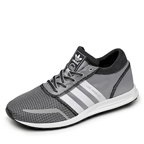 adidas Los Angeles Solid Grey Vintage White Solid Grey/Metallic Silver-Sld/Ftwr White