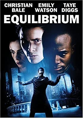 Equilibrium by Christian Bale