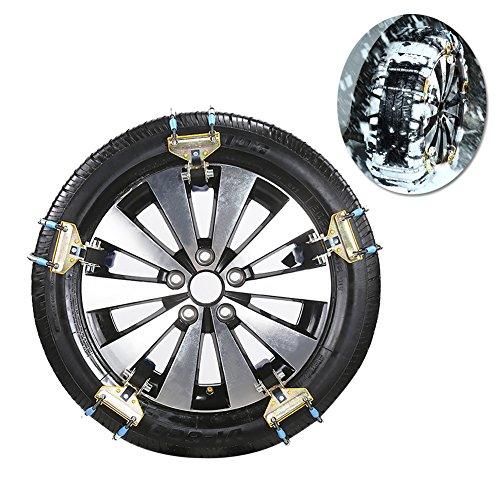 Pneumatico-a-catenaSundlight-1pcs-Anti-Catene-delle-gomme-da-neve-Catena-di-ispessimento-in-lega-di-manganese-per-la-maggior-parte-dei-camion-SUV-per-auto