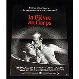 FIEVRE AU CORPS Affiche de film 40x60-1981 - Lawrence Kasdan, Kathleen Turner