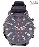 Fidato Dapper Analog Black Dial Men's Wa...