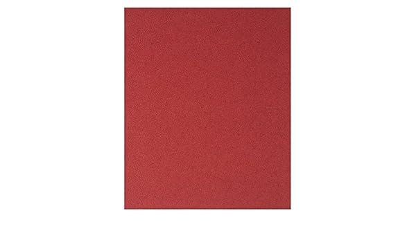 Bosch 2609256B89 Papier abrasif /Ã/ usage manuel pour m/Ã/©tal 230 x 280 mm P120