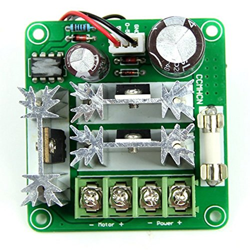 Demarkt CCMHCN DC Regler pwm DC Drehzahlregler PLC 6V12V36V60V90V15A -