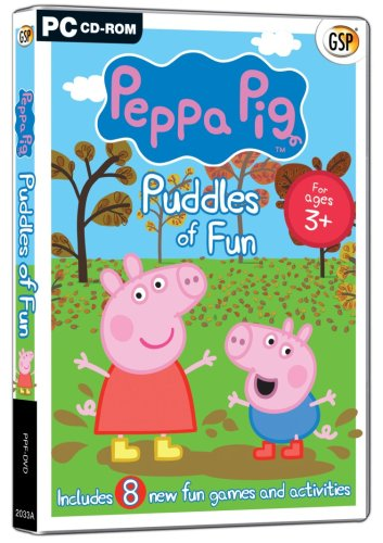 Price comparison product image Peppa Pig Puddles of Fun (PC)