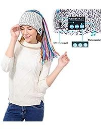 Tappo Di Protezione Per Capelli Lunghi Cap Cap Di Protezione Bluetooth Può  Ascoltare Musica e5546e709546