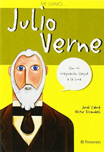 ME LLAMO… JULIO VERNE por Víctor (ALEHOP) Escandell