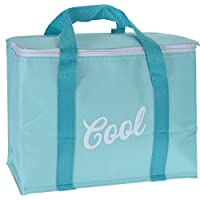 Bahia Vista 20L with Extra Large Ice Pack Picnic Bag COOL BAG WITH THERMAL INSULATION - Assorted Colours turquoise