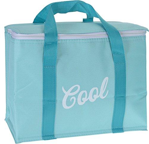Bolsa nevera Bahia Vista de 20 litros, acumulador de frío reutilizable, bolsa de picnic con aislamiento térmico, en diferentes colores.