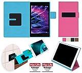 Hülle für Medion Lifetab P8312 Tasche Cover Case Bumper | in Pink | Testsieger