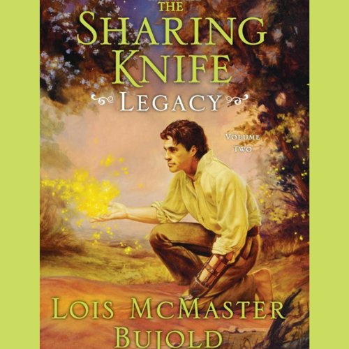 The Sharing Knife, Volume 2  Audiolibri