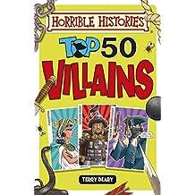 Horrible Histories: Top 50 Villains