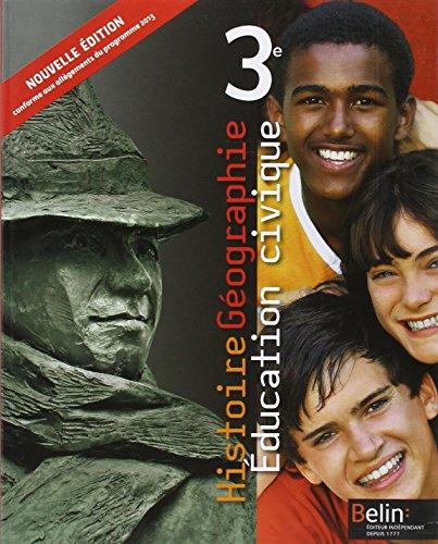 Histoire Géographie - Education civique 3e