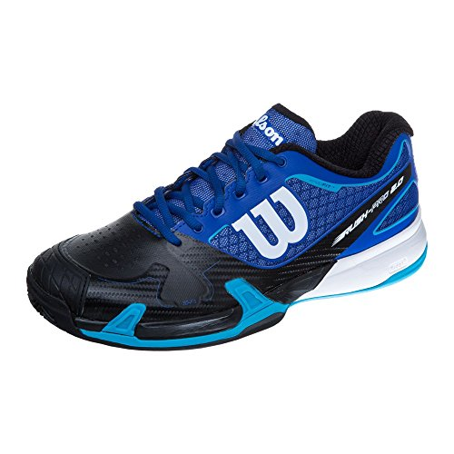 Wilson Rush Pro 2.0 Clay Court Surf The W, Scarpe da Tennis Uomo, Blu (Azul), 41 EU