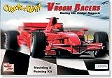 United Toys Create & Paint Vroom Racers