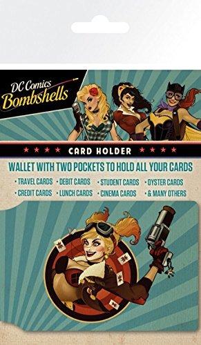 DC Comics Bombshell Harley Quinn Cartes de visites