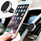 CEUTA® Car Phone Mount Air Vent Magnetic Cell Phone Holder Compatible with iPhone