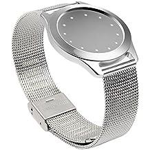 Misfit Shine banda pinhen Misfit Wearables pulsera de banda de malla de aluminio reloj Milanese de Acero Inoxidable Correa De Pulsera Para Misfit Shine