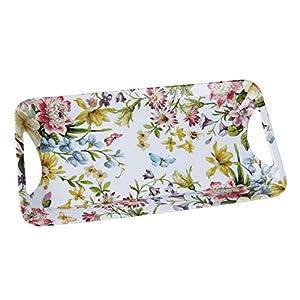 CREATIVE TOPS Katie Alice - English Garden Small Luxury Shabby Chic Tray (Tablett)