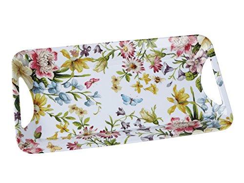 Creative Tops Katie Alice - English Garden Small Luxury Shabby Chic Tray (Tablett) (Vintage Garden Collection)