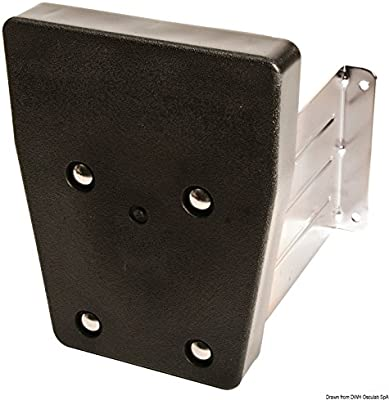 Supporto motore Heavy Duty a parete 20 HP English: Heavy Duty engine support wall mounting