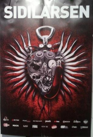 """Sidilarsen, 40 x 60 cm, Poster, Poster """""""